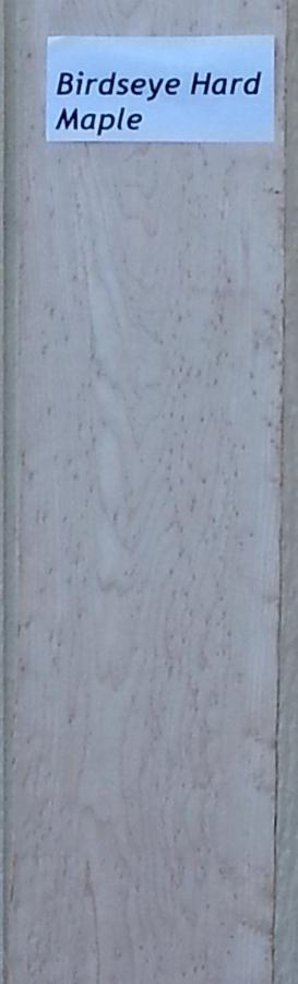 Birdseye Hard Maple