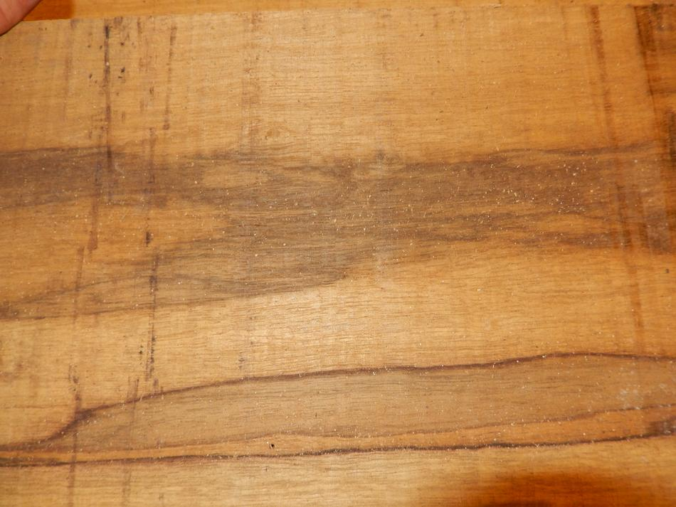 Black Limba Close Up
