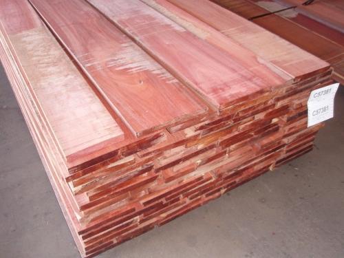 Red Bloodwood Lumber