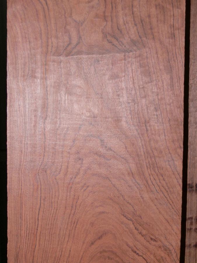 Flat Sawn Bubinga Lumber