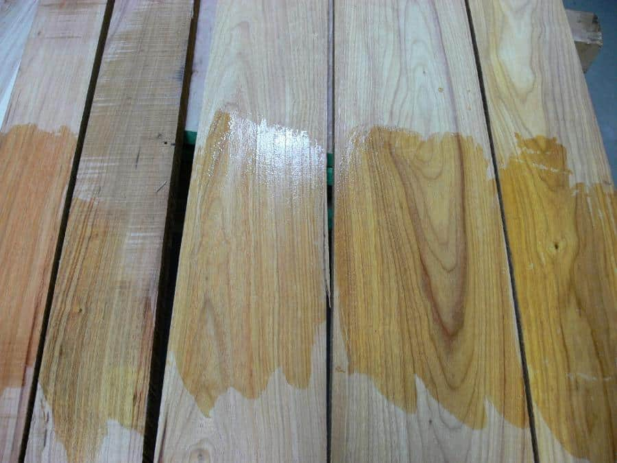 Canarywood Color