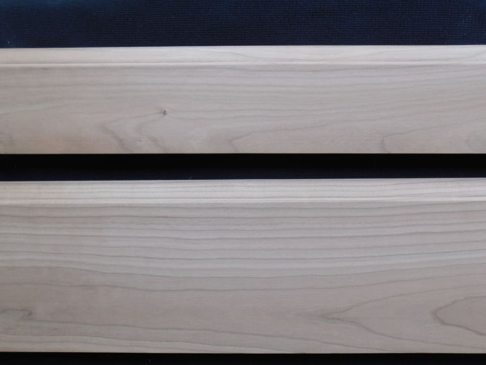 Contemporary Cherry Mouldings