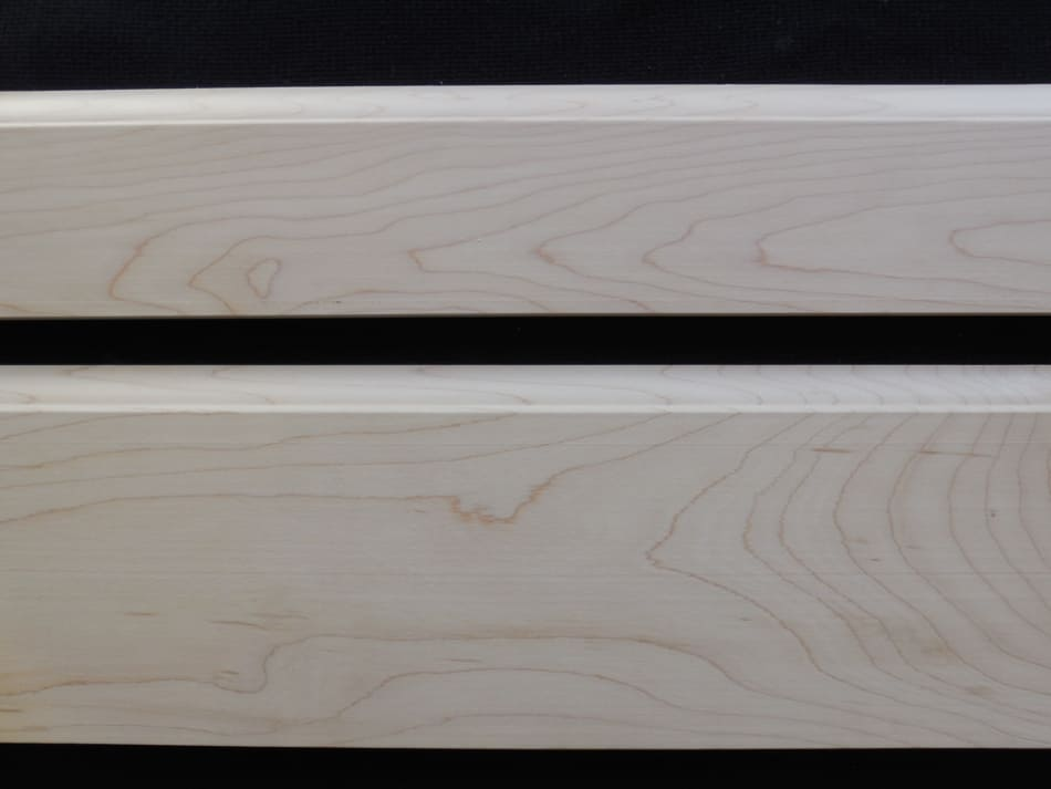 Contemporary Maple Mouldings