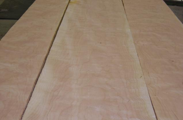 Curly Cherry Lumber