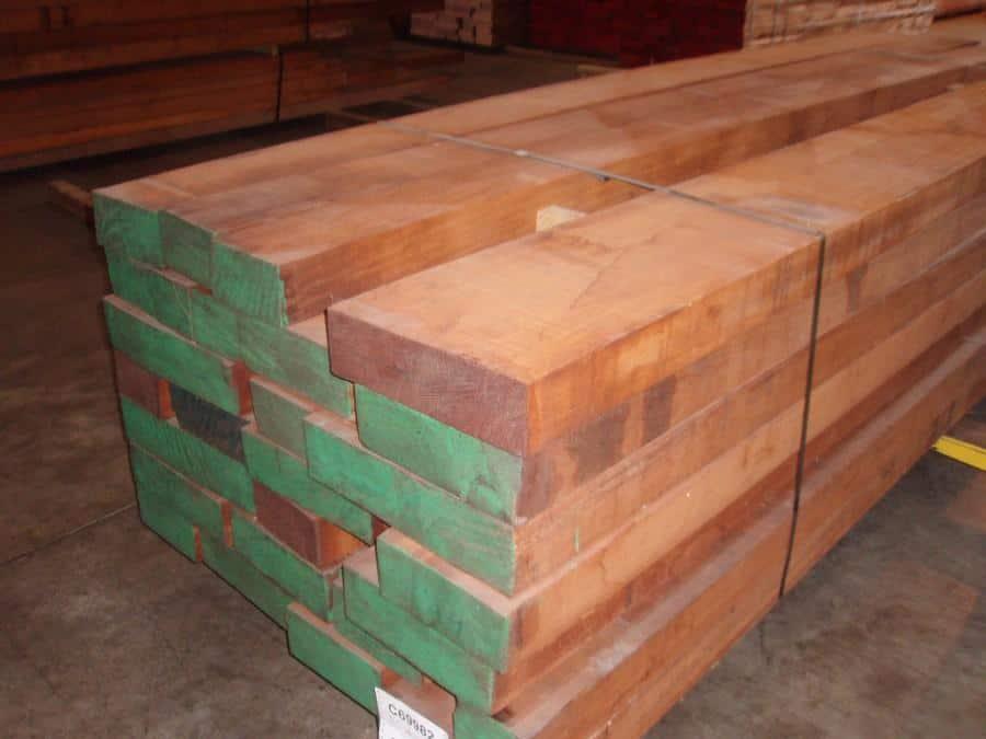 16/4 Genuine mahogany Lumber