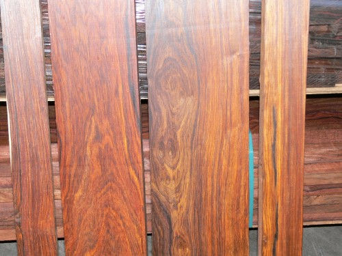 Granadillo Lumber