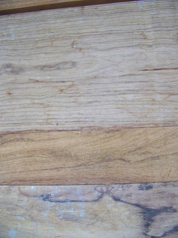 Guatemala Rosewood Close Up Grain