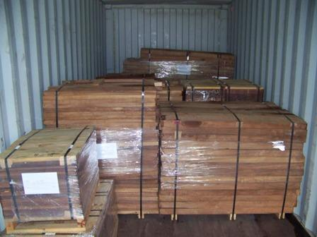 Honduras Rosewood Full units of Lumber