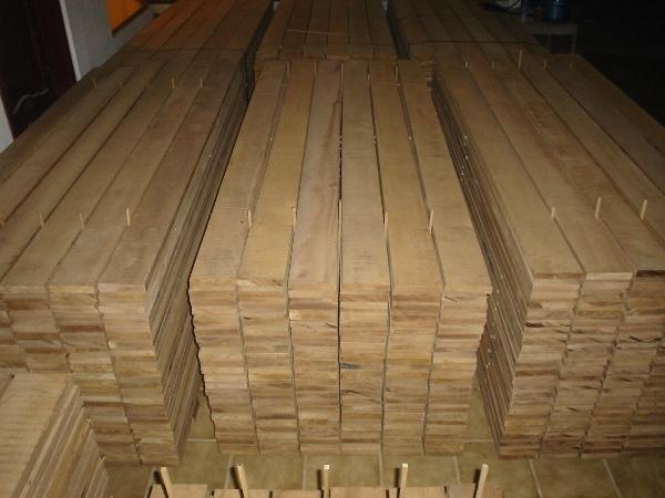 Units of Ipe Lumber