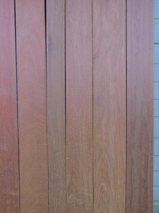Ipe Lumber Surfaced