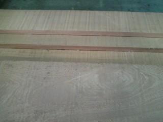 Iroko Plain Sawn Lumber
