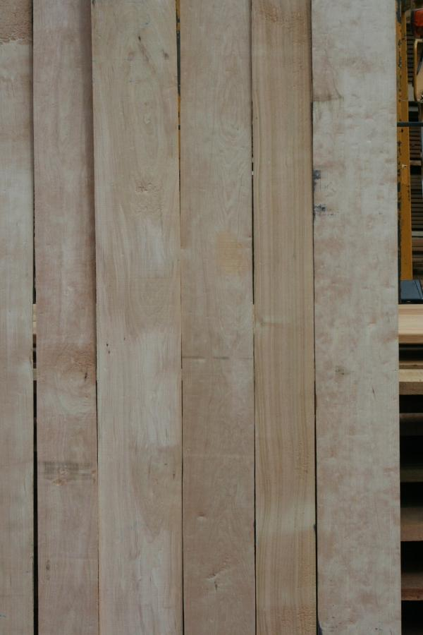 Lenga Lumber Rough Cut