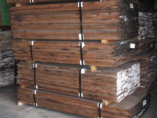 Full Units of Peruvian Walnut - Nogal