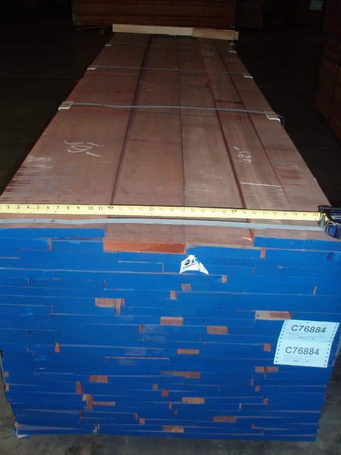 Unit of Padouk Lumber