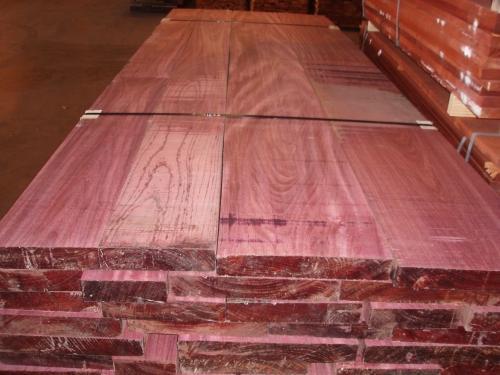 Unit of 8/4 Purpleheart Lumber