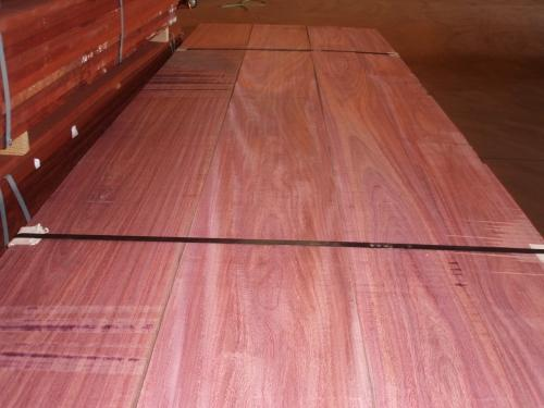 Unit of Purpleheart Surfaced
