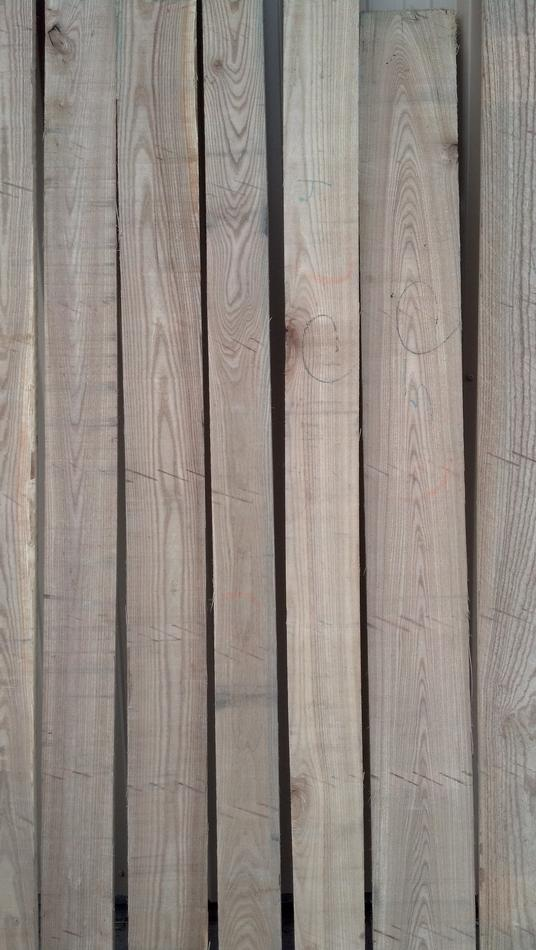 Red Elm Wood Boards