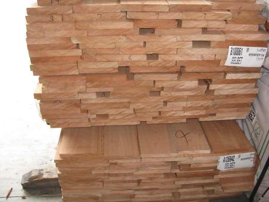 Red-Grandis=Lumber-ends