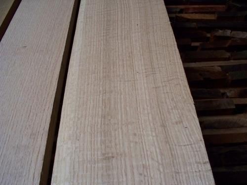 Quartersawn Prime Red Oak Close Up
