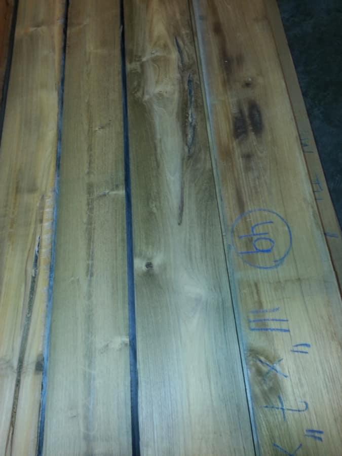 Reclaimed-Teak-Lumber