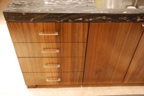 Shedua Panels Into Cabinets