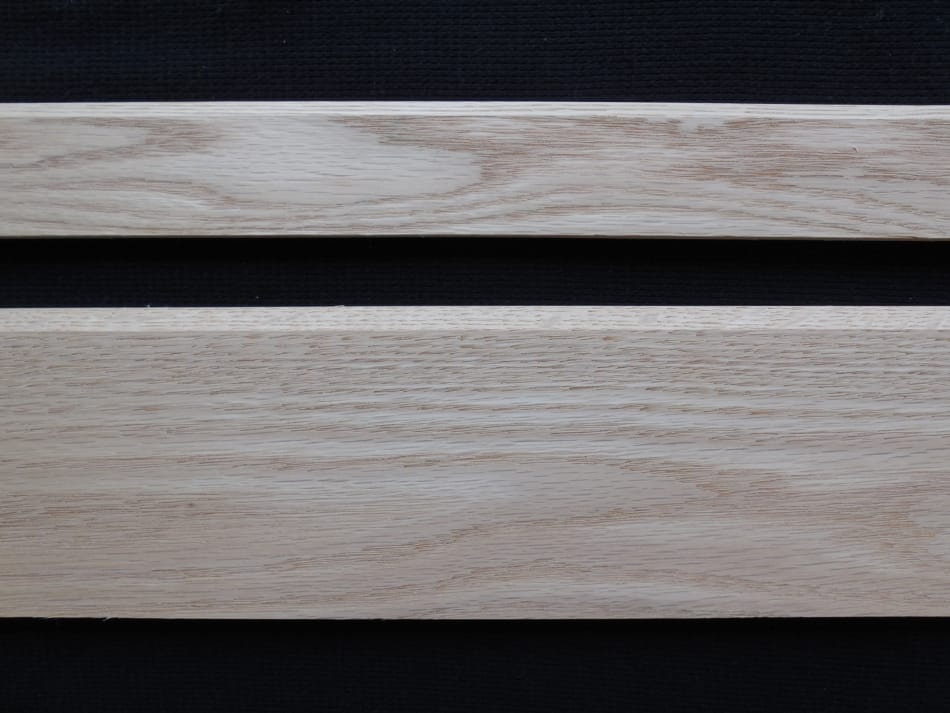 Simple Red Oak Mouldings