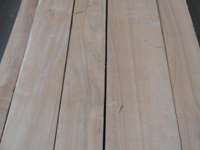 Sipo or Utile - Select Flat Sawn Lumber