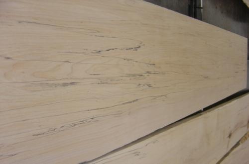 Spalted Hard Maple Lumber