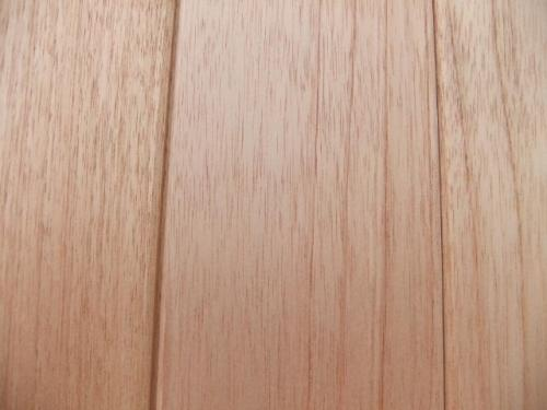 Spanish Cedar T&G Close Up