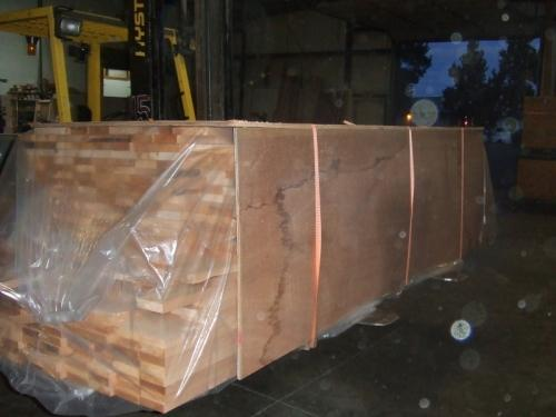 Superior Alder s4s 1x8 ready to ship
