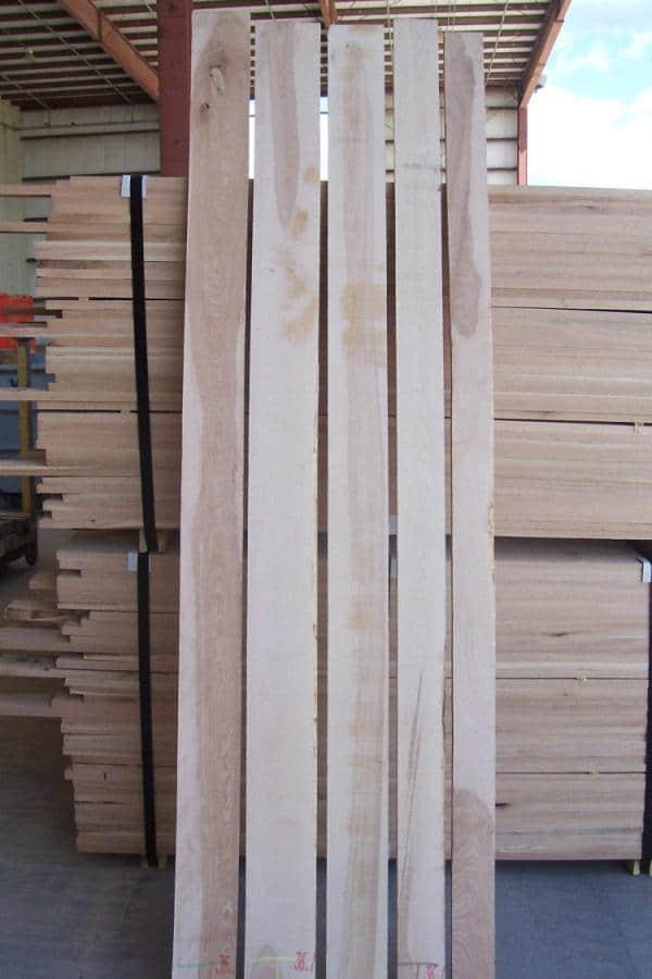 Select & Better Natural Yellow Birch Lumber