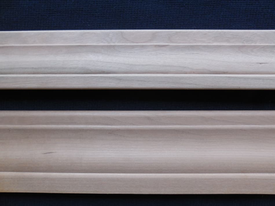 Colonial Cherry Mouldings