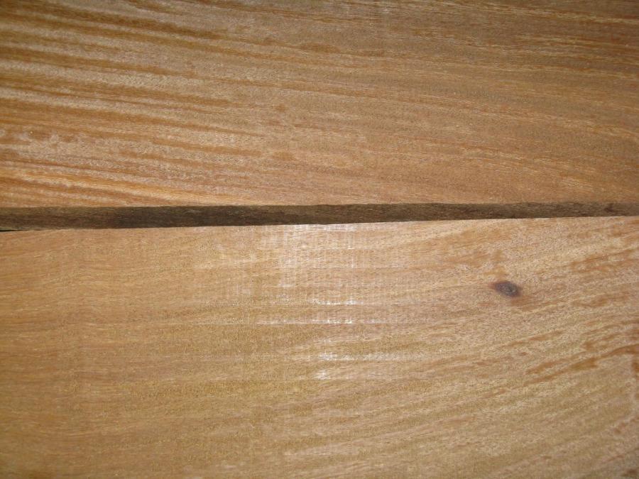 Cumaru Lumber Close Up