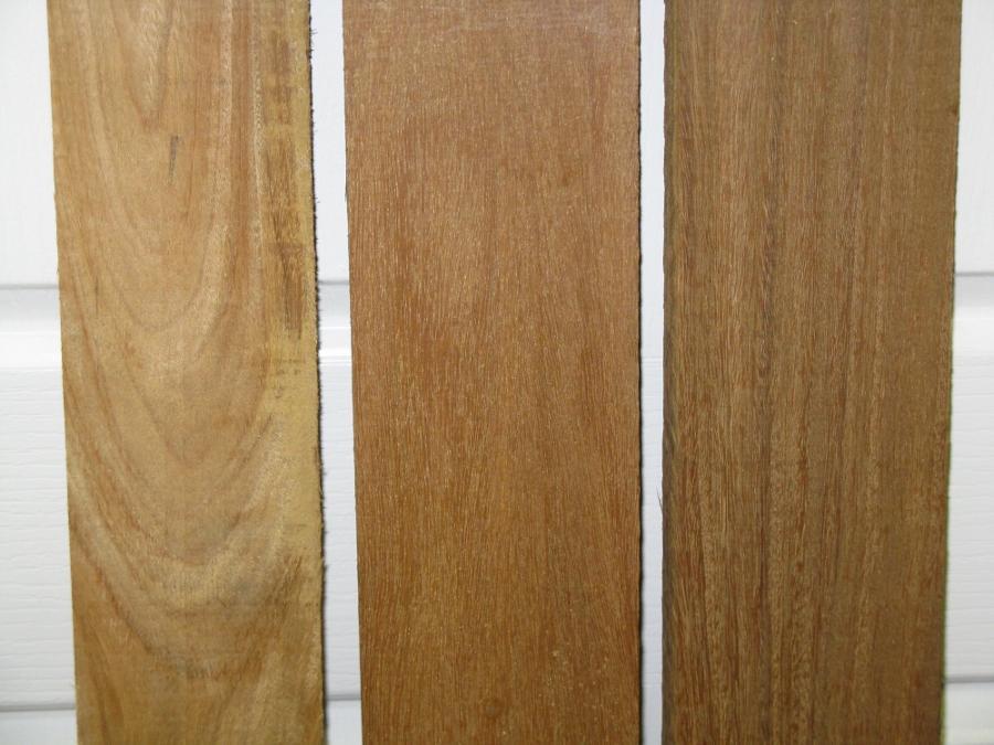 Cumaru Lumber Boards