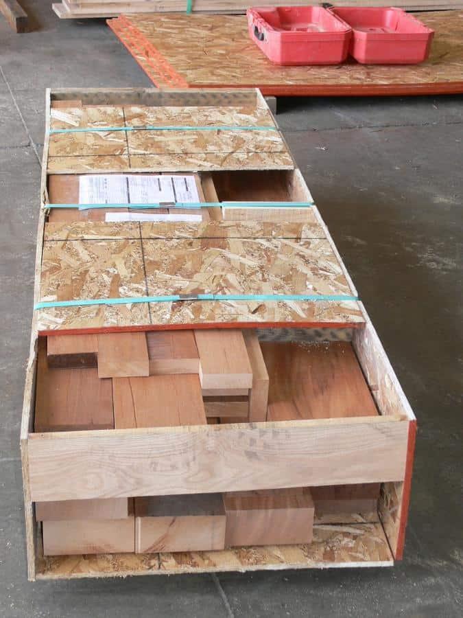 Mahogany Dimension Ready to Ship