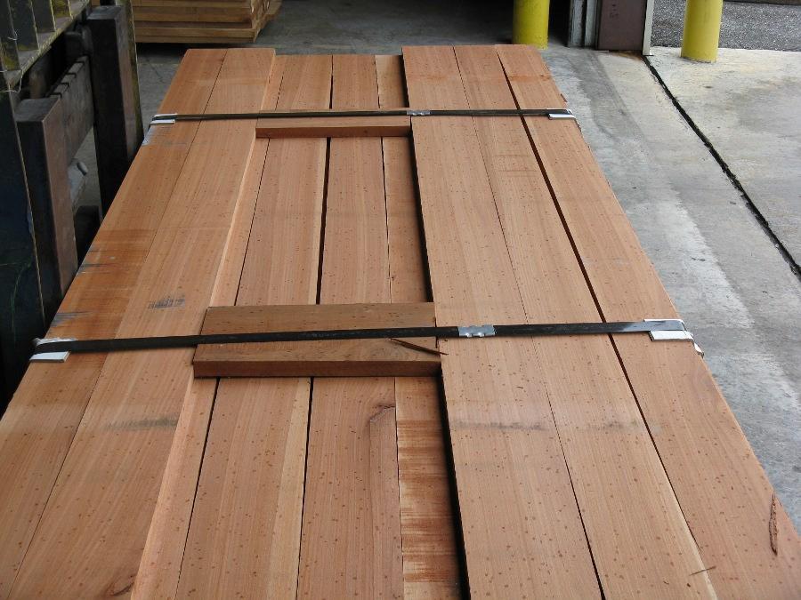 Makore Lumber Bundle