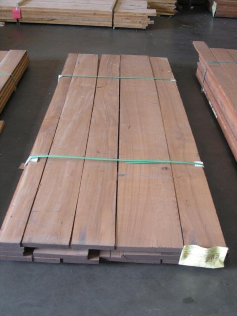 Flat Sawn Sipo Lumber
