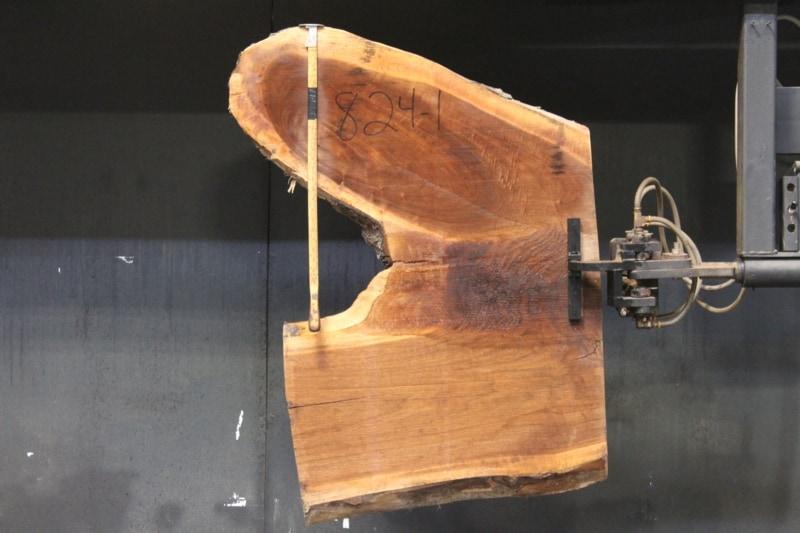 slab 824-1 rough size 2″ x 41-56″ avg. 47″x  2′ $395