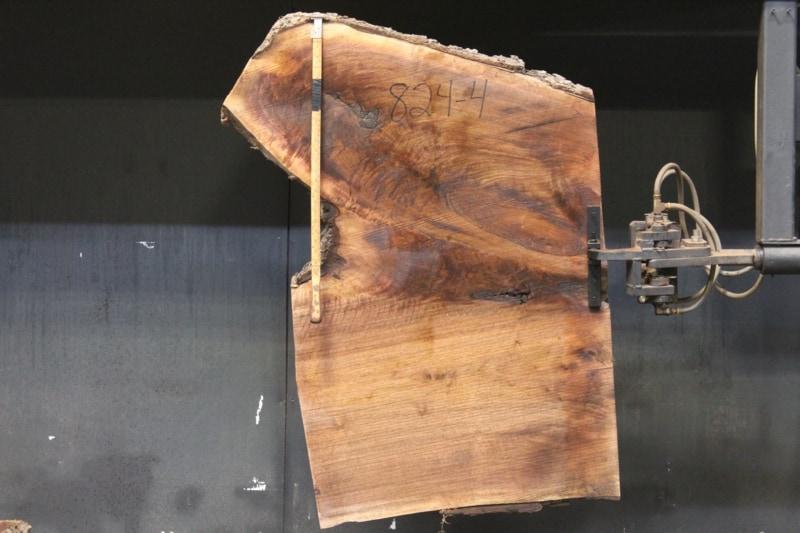 slab 824-4 rough size 2″ x 49-60″ avg. 54″x  2′ $445