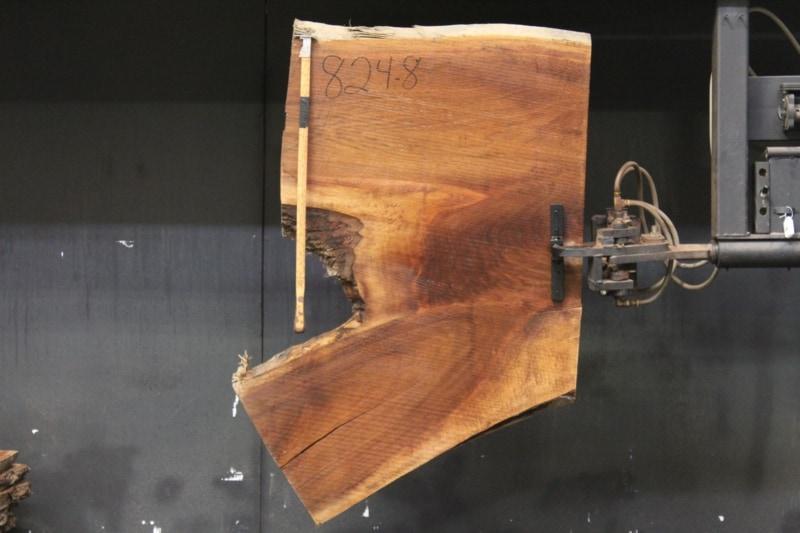 slab 824-8 rough size 2″ x 49-60″ avg. 54″x  2′ $425