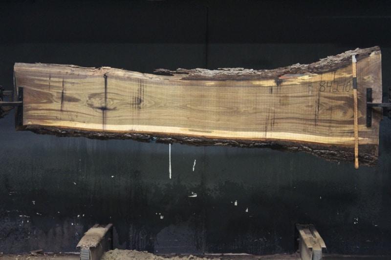 slab 842-10 rough size 2″ x 17-27″ avg. 18″ x 9′ $575