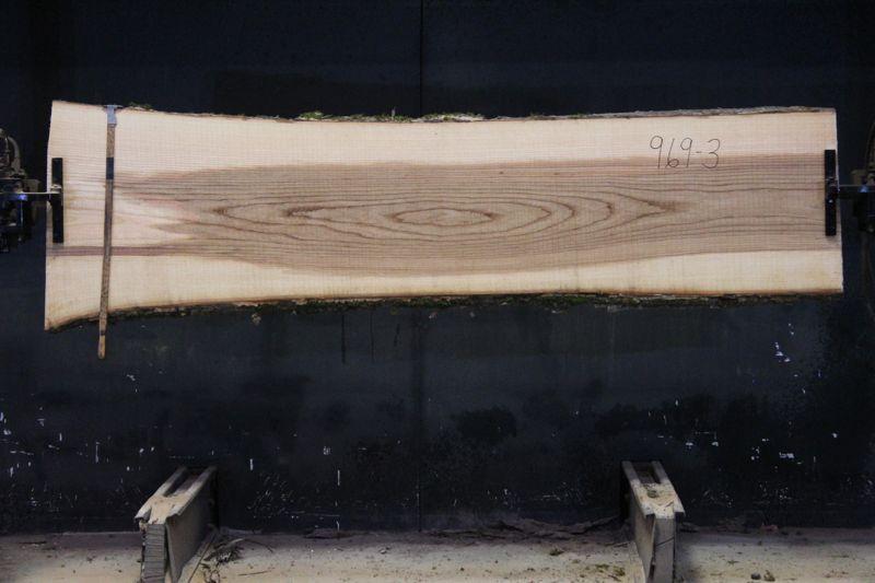 slab 969-3 rough size 2.5″ x 23-28″ avg. 24″ x 8′
