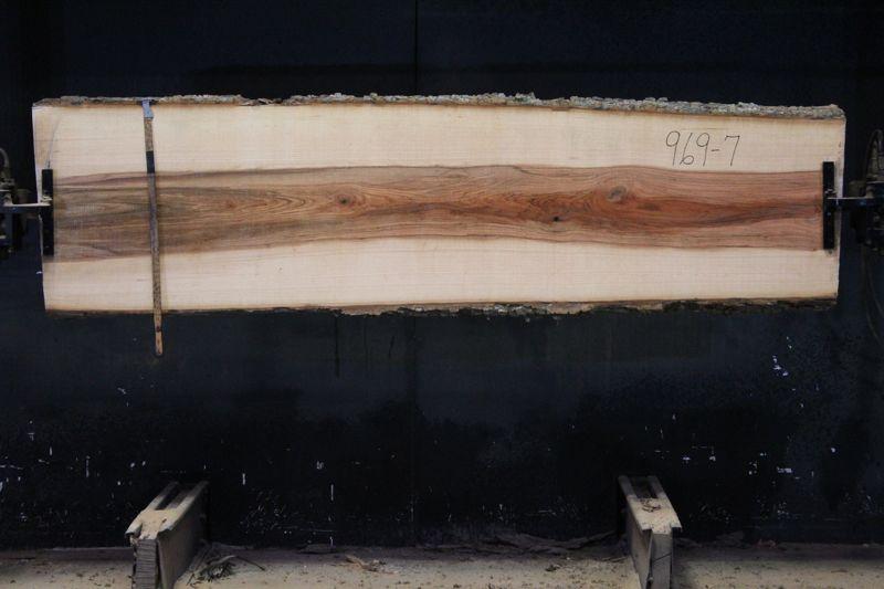 slab 969-7 rough size 2.5″ x 24-28″ avg. 26″ x 8′