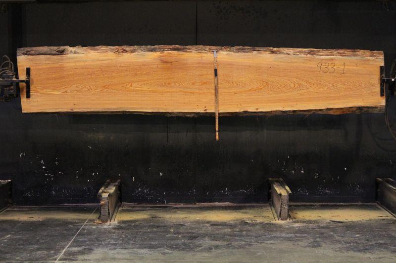 slab 933-1 rough size 2.5″ x 19-24″ avg. 22″ x 11′