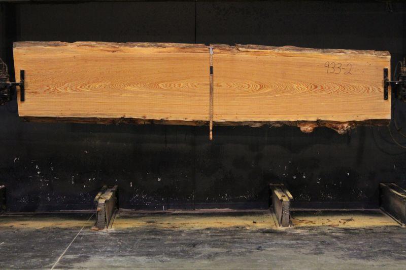 slab 933-2 rough size 2.5″ x 25-28″ avg. 27″ x 11′