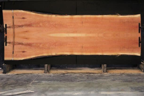 cherry slabs 946-4&5 simulation, approx. size 2″ x 46″ x 13′ Both Rough Slabs $2225