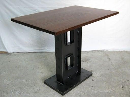 I Beam Coffee Table
